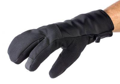 Bontrager Velocis Softshell Split Finger pyöräilykäsine